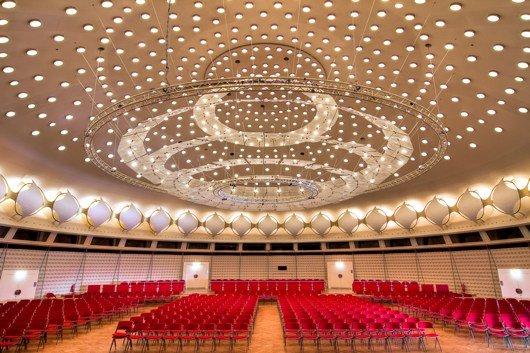 Kuppelsaal im Berliner Congress Center (Bild: BCC)