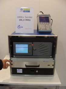 DRM-Testsender