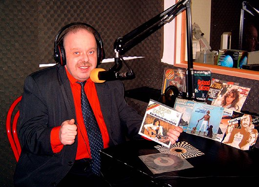 vOscar Dee (Bild: Radio 700)