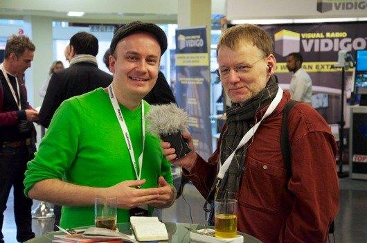 Daniel Fiene und Joerg Wagner (Bild: ©RADIOSZENE)