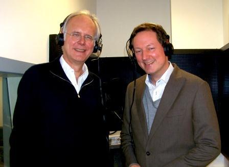 Harald Schmidt und Eckart von Hirschhausen  (Bild: SDD)