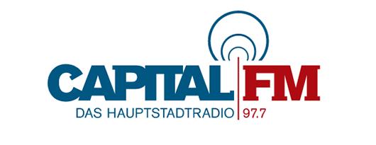 Logo von Capital FM Bern