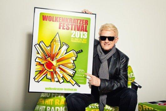 Heino live beim Wokraterfestival 2013 (Bild: FFH)