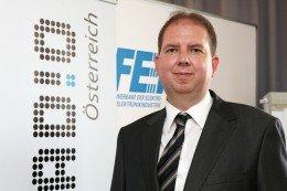 Gernot Fischer, Geschäftsführer des Vereins Digitalradio Österreich