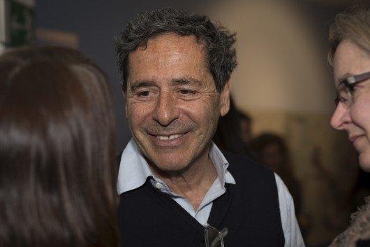 Auch Roger Schawinski war zu Gast.