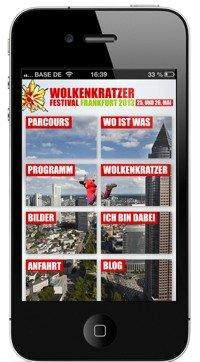 Wolkenkratzerfestival App (Bild: FFH)
