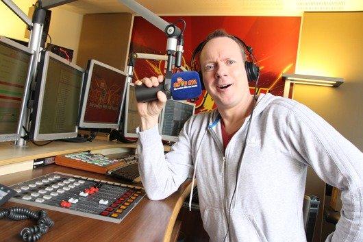 89.0 RTL Moderator Hans Blomberg (Bild: 89.0 RTL)