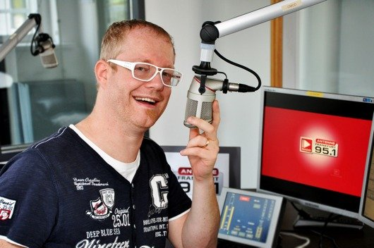 Andreas Schmidt (Bild: The Radio Group)