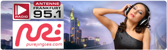 Antenne-Frankfurt-Pure Jingles