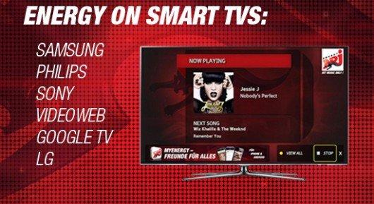 ENERGY Smart TV App