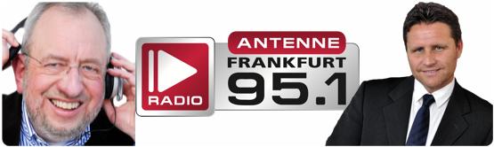 Interview mit Hillmoth und Stephan Schwenk (Antenne Frankfurt)