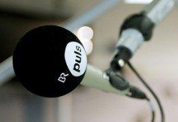 Mikrofon im PULS-Studio (Foto: BR / Julia Müller)