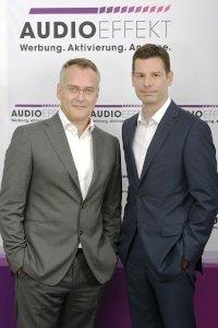 Florian Ruckert und Olver Adrian