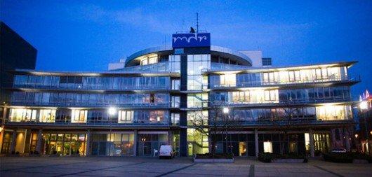 MDR-Hörfunkzentrale Halle (Foto: MDR/Marco Prosch)