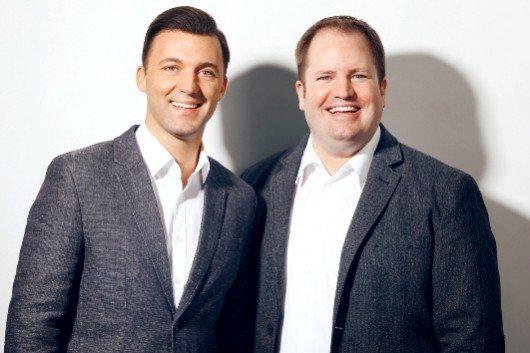 Mario Mally und Dirk Klee (Foto: Antenne Vorarlberg)