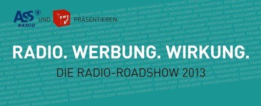 Radio Roadshow von ASS und RMS