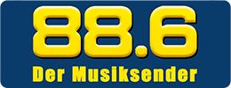 Logo 88.6