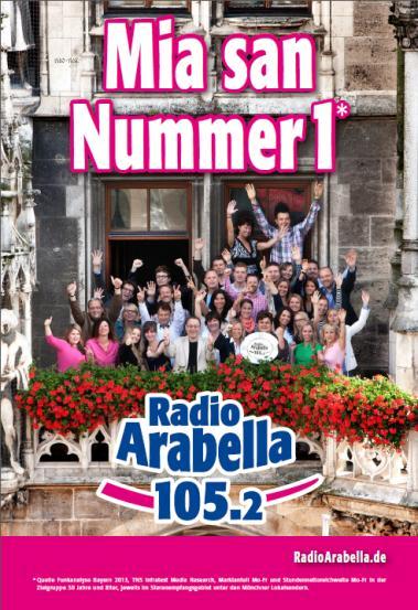 Arabella-Nummer-eins