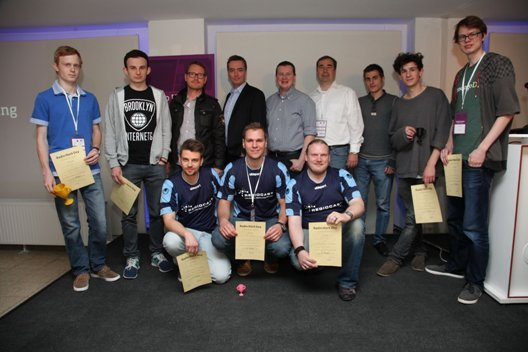 Radio Hack Day Team