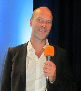Olaf Schröder, Programmchef Sport1 (Foto Björn Czieslik)