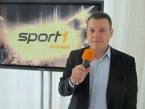 Robin Seckler, Sport1-Digitalchef (Foto: Björn Czieslik)