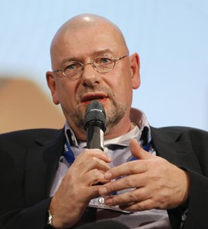 Niels von Haken, Geschäftsführer MDR Werbung (Foto: Medientage München)