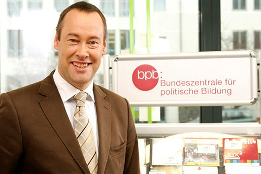 Thomas Krüger (© bpb/Lars Welding)