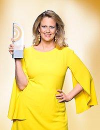 Barbara Schoeneberger (Bild: Deutscher Radiopreis)