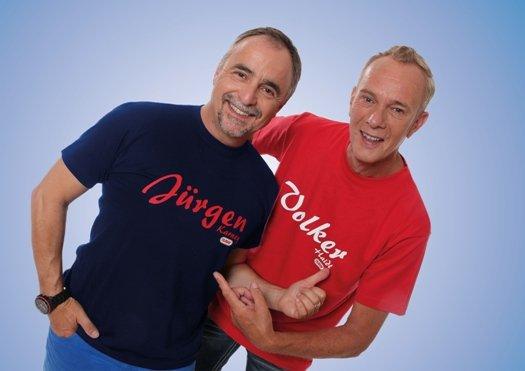 Jürgen Karney und Volker Haidt (Foto: Radio SAW)