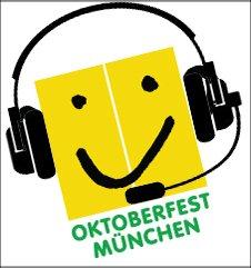 Oktoberfestradio mit Headset
