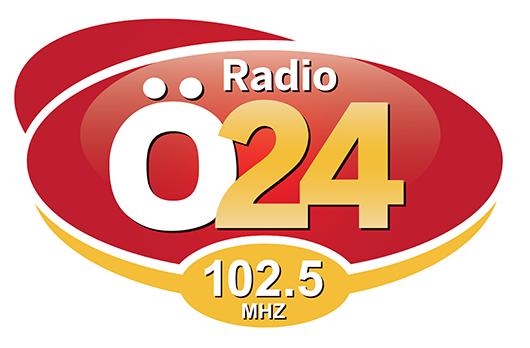 Das neue Logo: Radio Ö24 sendet ab Sonntag auf 102,5 MHz