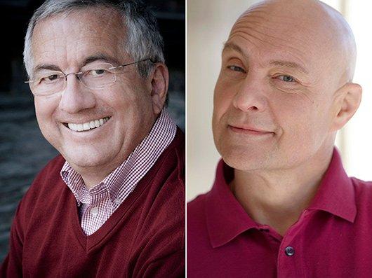 Werner Reinke und Thomas Koschwitz (Foto: hr/Nicole Kohlhepp (li.)& Telemedia Music)