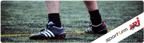 Fußball bei Sport1.fm und NRJ DAB+