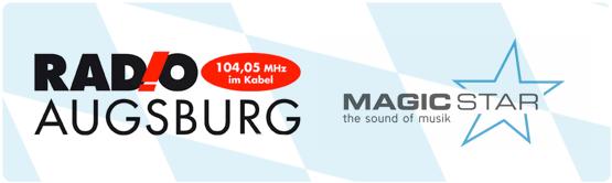 MagicStar und Radio Augsburg