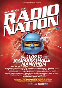 Sunshine Live RadioNation