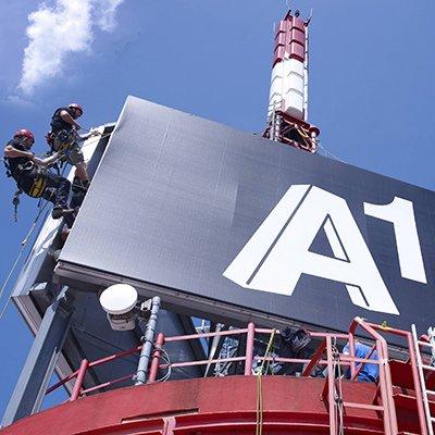 Wiener Arsenalturm (Bild: A1)