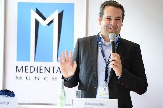 Alexander Kahlmann (Bild: Medientage Muenchen 2013)