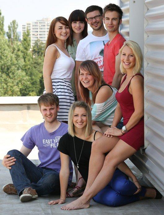 Das RADIO GALAXY-Team freut sich auf viele neue Zuhörer aus Kulmbach. (Bild: RADIO GALAXY)