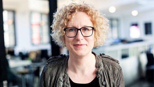 Karin Müller (Bild:  BCS Broadcast Sachsen)