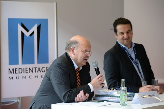 Valdo Lehari jr. (Bild: Medientage München 2013)