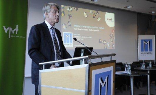 Wolf Dieter Ring (Bild: Medientage München 2013)