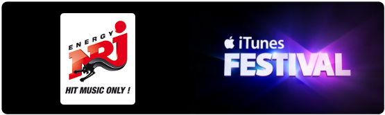 iTunes Festival ENERGY