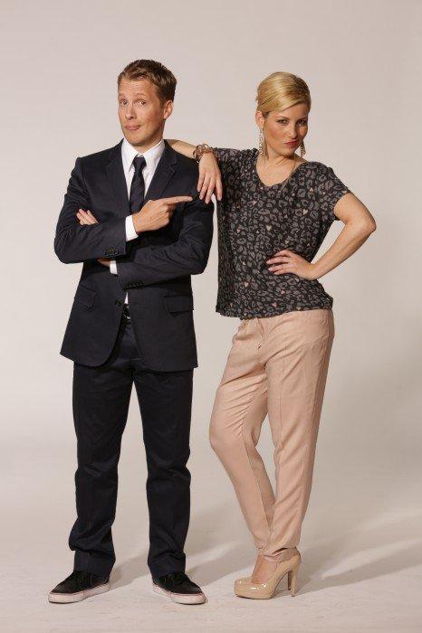 Susanka und Oliver Pocher. Foto: bigFM