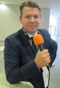 Christian Richter, Geschäftsführer Spoiled Milk Deutschland (Foto: Björn Czieslik)