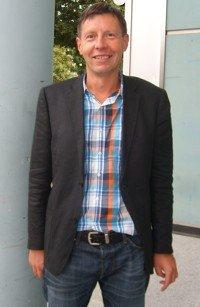 Leiter der Unternehmenskommunikation der BCS Sachsen-Rocco Reichel (Bild: Hendrik Leuker)