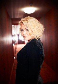 Kim Wilde kommt zum Berliner Rundfunk. Quelle: Berliner Rundfunk 91.4, Kim Wilde