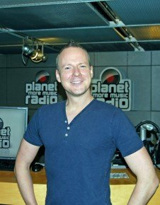 Hans Blomberg bei planet radio