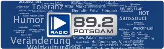Aktion von Radio Potsdam - 100 Dinge