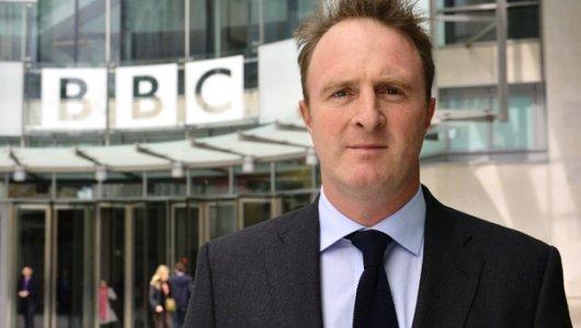 James Harding, BBC-Nachrichtenchef (Foto: BBC)