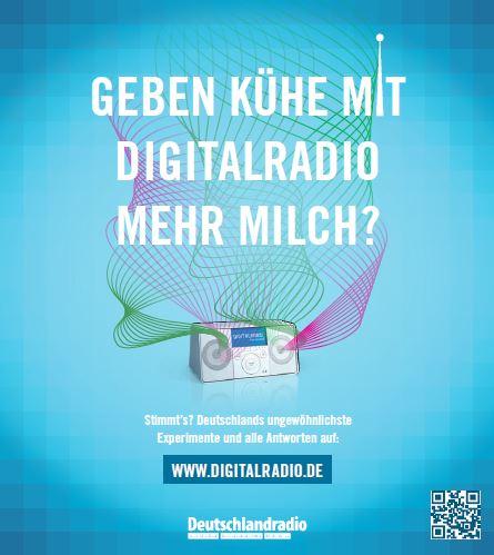 Beispiel Digitalradio Experimente